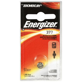Energizer Watch/Electronic Batteries - 377BPZ