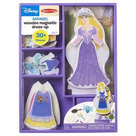 Melissa & Doug Rapunzel Magnetic Dress-Up