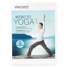Element: Intro To Yoga - DVD
