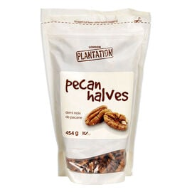 London Plantation Pecan Halves - 454g