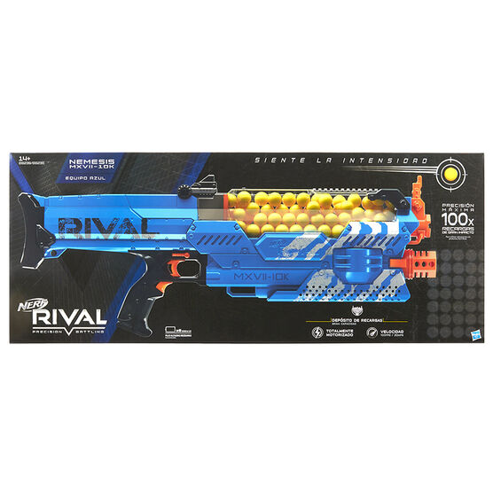 Nerf Rival Nemesis - MXVII-10K - Assorted