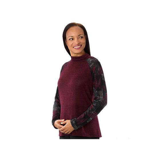 Silvert's Women's Open Back Sweater