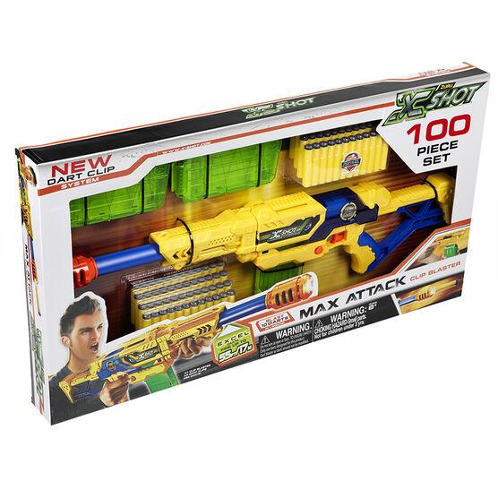 X-Shot Clip Blaster