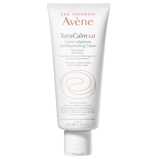 Avene XeraCalm A.D Lipid-Replenishing Cream - 200ml