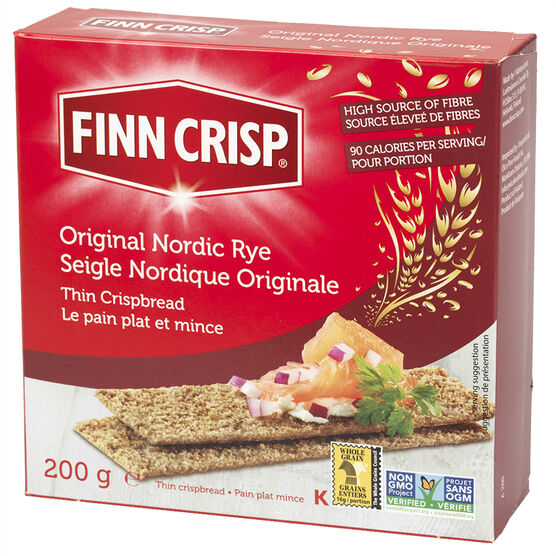 Finn Crisp Thin Crisps - Original - 200g