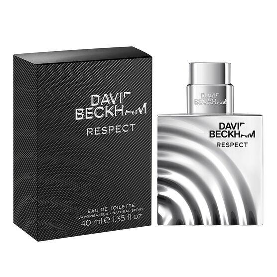 David Beckham Respect Eau de Toilette Spray - 40ml