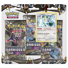 Pokemon Sun/Moon 6 Blister Pack - 3 pack
