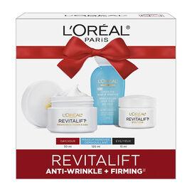 L'Oreal Revitalift Gift Set - 3 piece
