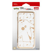 Hori 2DS XL Pikachu Gold Protector