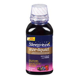 Sleep-Eze Liquid Night Time Sleep Aid - 355ml