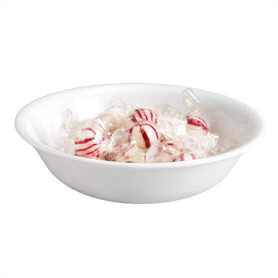 Corelle livingware winter Frost White Dessert Bowl - 10oz