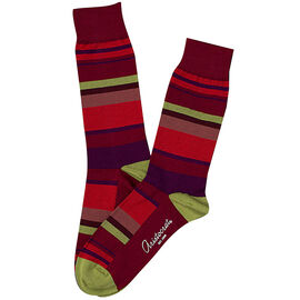 Aristocrat Stripe Socks