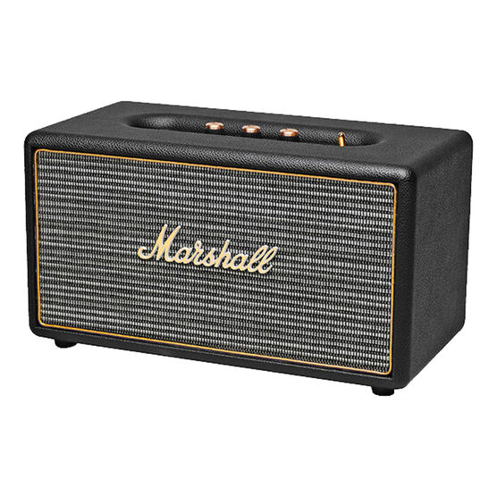 Marshall Stanmore Bluetooth Speaker - Black - STANMORE