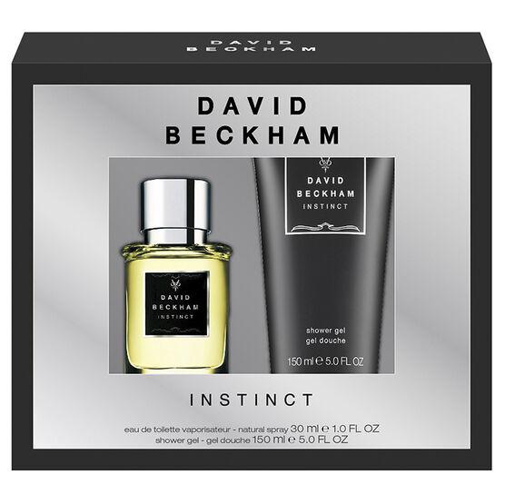 David Beckham Instinct Set - 2 piece