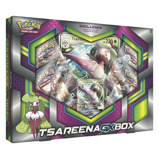 Pokemon Tsareena-GX Box