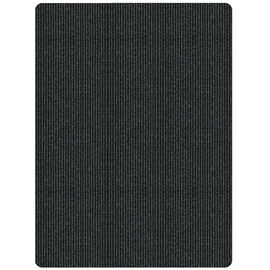 Multy Home Concord Indoor Mat -Charcoal - 3x4 feet