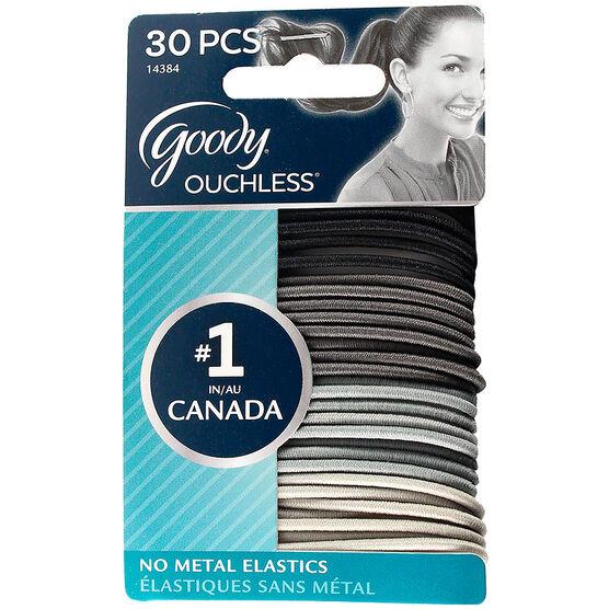 Goody Ouchless Elastics - Stone - 30's