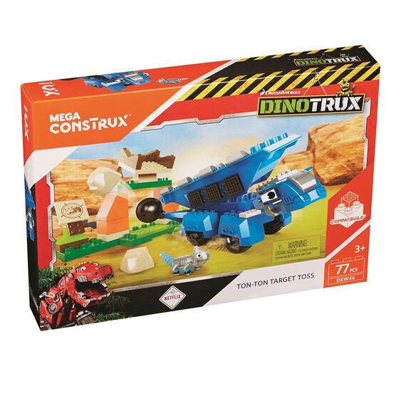 Mega Construx Dinotrux Tonto Ton-Ton Target Toss