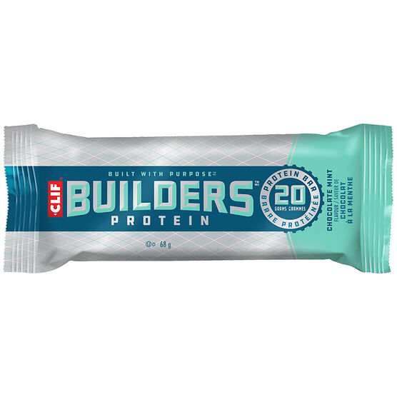 Clif Builder's Bar - Chocolate Mint - 68g