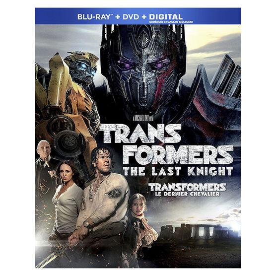 Transformers: The Last Knight - Blu-ray