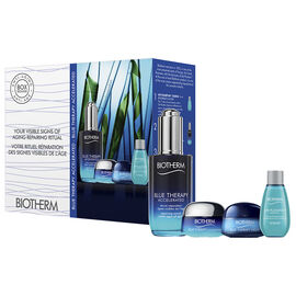 Biotherm Blue Therapy Accelerated Serum Set - 4 piece