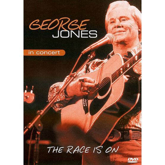 George Jones: In Concert - DVD