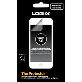 Logiix The Protector - iPod touch 5G Screen Protector - LGX10522