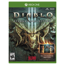 PRE ORDER: Xbox One Diablo III Eternal Collection