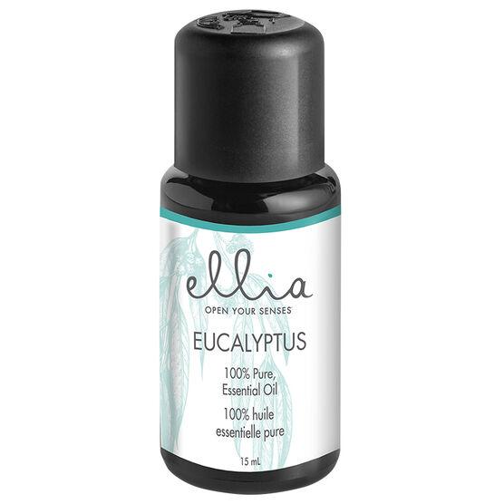 Ellia Essential Oil - Eucalyptus - 15ml