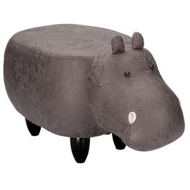 London Drugs Animal Footstool - Hippo