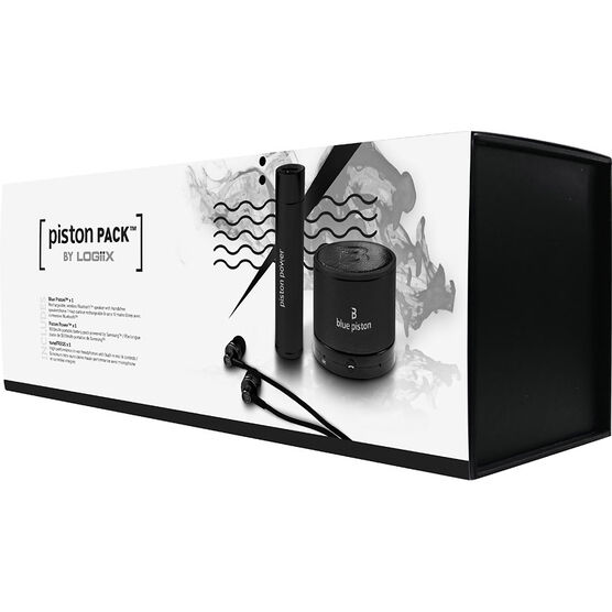 Logiix Piston Pack Gift Set