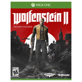 PRE ORDER: Xbox One Wolfenstein II - The New Colossus
