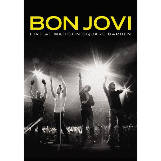 Bon Jovi: Live at Madison Square Garden - DVD