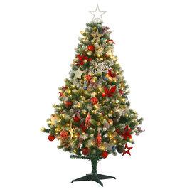 Pre-Lit LED Christmas Tree - 180cm - X6855 514