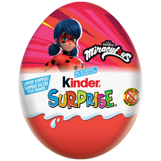 Kinder Surprise Egg - Pink - 100g