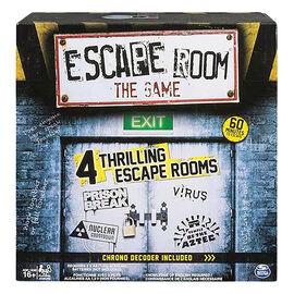 Escape Room, The Game