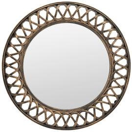 London Drugs Wall Mirror - Circle Weave