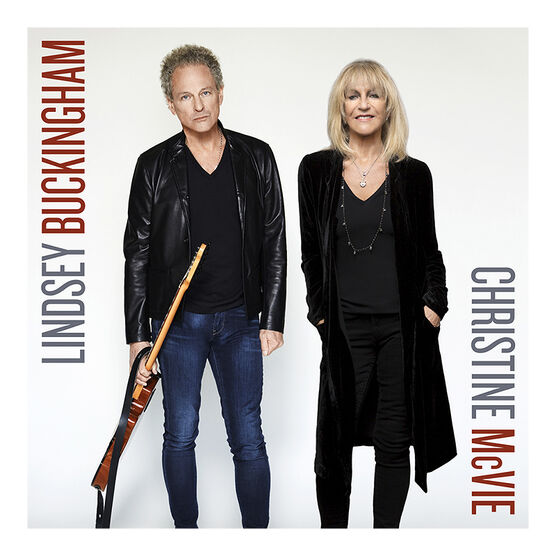 Lindsey Buckingham and Christine McVie - Lindsey Buckingham/Christine McVie - CD