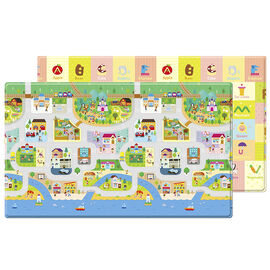 Dwinguler Soft Playmat - Big Town - Large