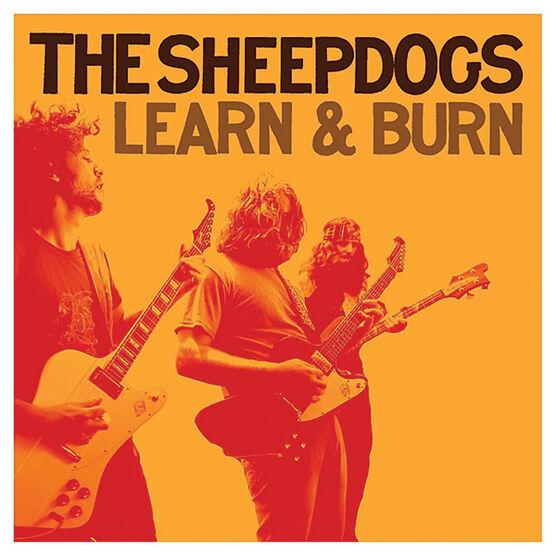 Sheepdogs, The - Learn & Burn - Vinyl