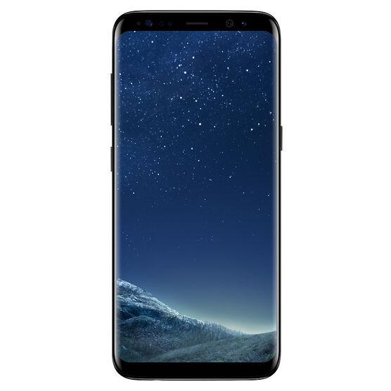 Telus Samsung Galaxy S8 - Black - 2 Year Premium Plus Plan - PKG #36013