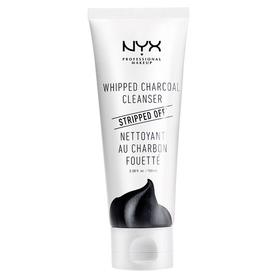 NYX Professional Makeup Stripped Off Whipped Charcoal Cleanser - 100ml
