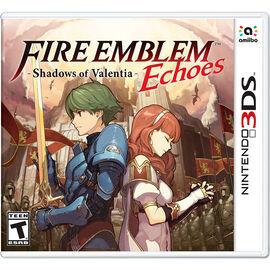 Fire Emblem Echoes - Shadows of Valentia