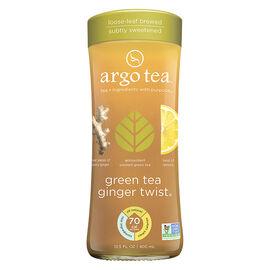 Argo Tea - Green Tea Ginger Twist - 400ml