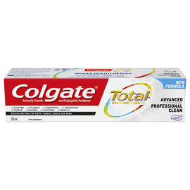 Colgate Total Advanced Professional Clean Toothpaste - 120ml