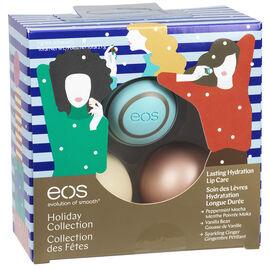 EOS Holiday Collection Lip Balm - 3 x 7g