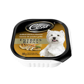 Pedigree Cesar Dog Food - Grilled Chicken - 100g