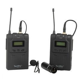 TechPro DS UHF Wireless Mic - TP-WVM04