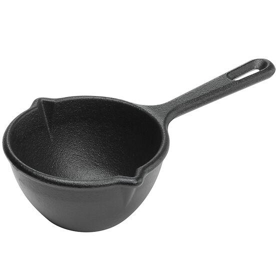 Lodge Cast Iron Melting Pot - Black - 15oz