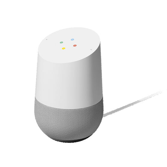 Google Home Voice Activated Speaker Assistant - White - GA3A00485A03